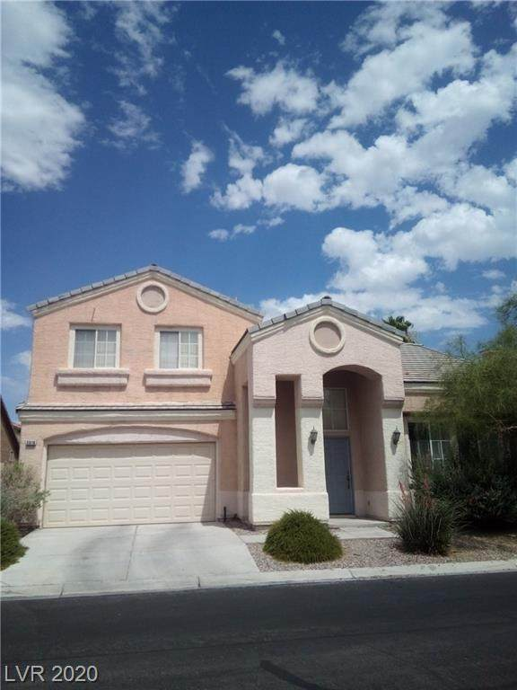 3516 Lockport Street, Las Vegas, NV 89129 (MLS #2217993) :: Performance Realty