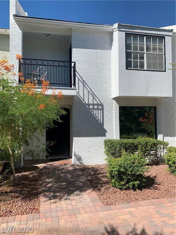 618 Tam O Shanter, Las Vegas, NV 89109 (MLS #2218032) :: Signature Real Estate Group