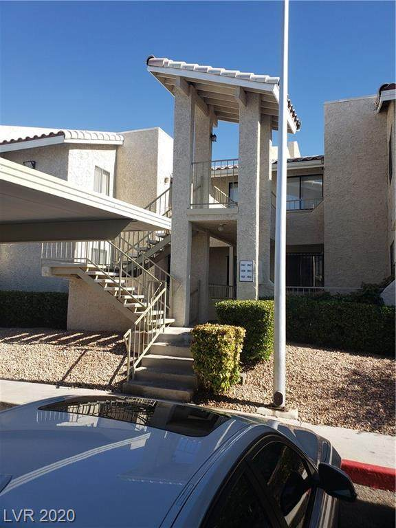 1939 Scimitar Drive #1939, Henderson, NV 89014 (MLS #2218078) :: Helen Riley Group | Simply Vegas