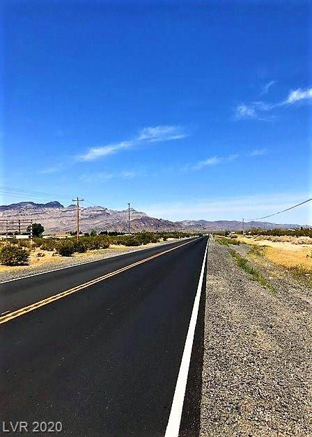 5691 N Nevada Highway 160, Pahrump, NV 89060 (MLS #2218145) :: Vestuto Realty Group