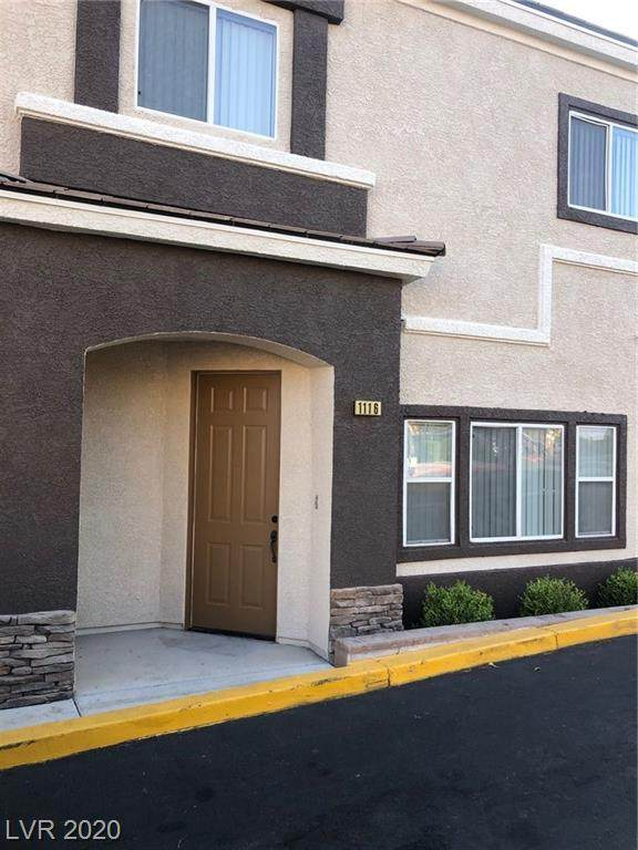 9303 Gilcrease Avenue #1116, Las Vegas, NV 89149 (MLS #2218398) :: Hebert Group   Realty One Group