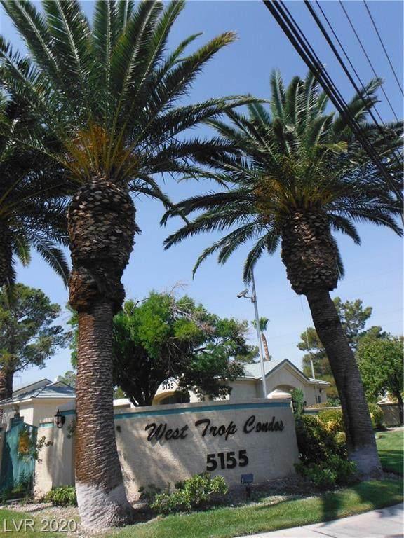 5155 Tropicana Avenue #1055, Las Vegas, NV 89103 (MLS #2218424) :: Hebert Group | Realty One Group