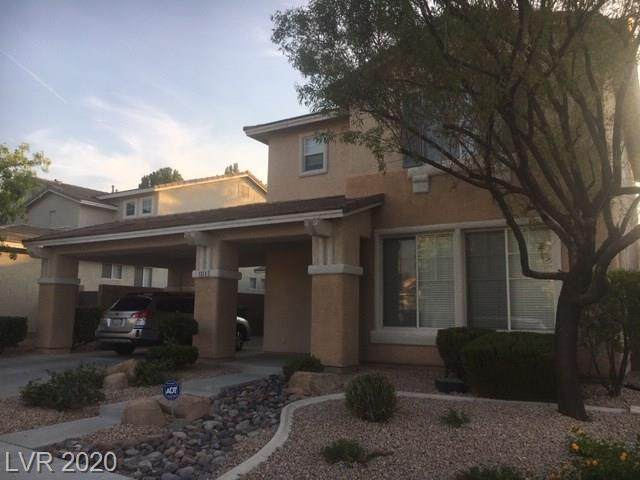 1313 Tempo Street, Henderson, NV 89052 (MLS #2219033) :: Hebert Group | Realty One Group
