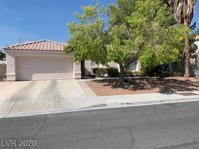 6524 Cosmo Lane, Las Vegas, NV 89130 (MLS #2219097) :: Hebert Group | Realty One Group