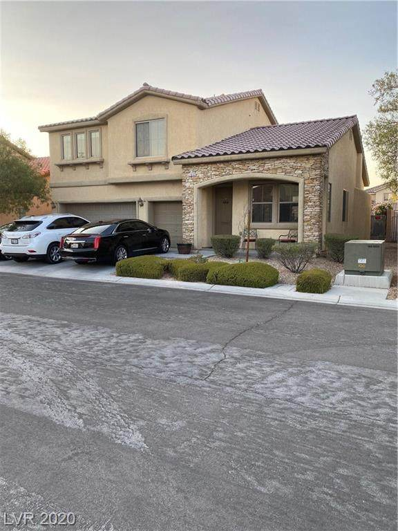 7612 Coyote Cave Avenue, Las Vegas, NV 89113 (MLS #2219109) :: The Lindstrom Group
