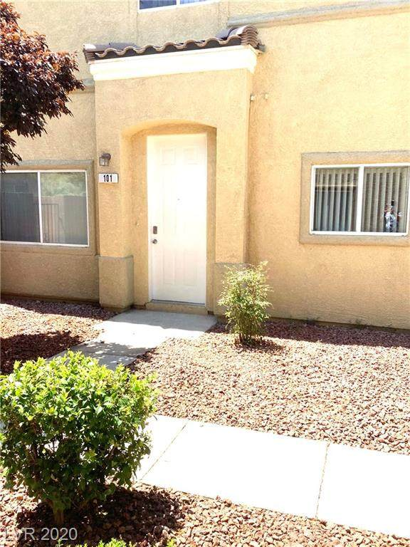 3929 Pepper Thorn Ave  #101 Avenue #2, North Las Vegas, NV 89081 (MLS #2219361) :: Hebert Group | Realty One Group