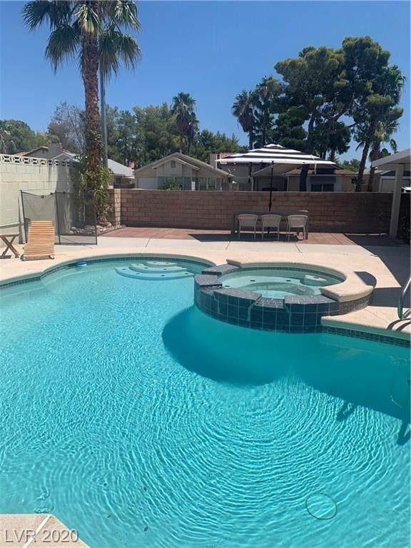 6752 Incline Avenue, Las Vegas, NV 89103 (MLS #2219516) :: Hebert Group | Realty One Group