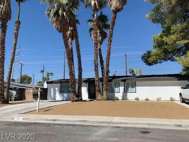 3187 Sundown Drive, Las Vegas, NV 89169 (MLS #2219872) :: Hebert Group   Realty One Group