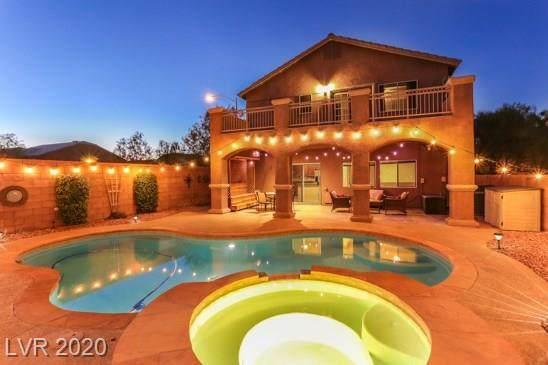 2721 Villa Tironi Court, North Las Vegas, NV 89086 (MLS #2219934) :: Hebert Group | Realty One Group