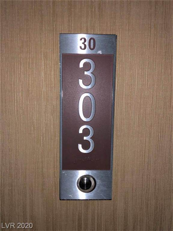 4381 Flamingo #30303, Las Vegas, NV 89103 (MLS #2220046) :: Signature Real Estate Group