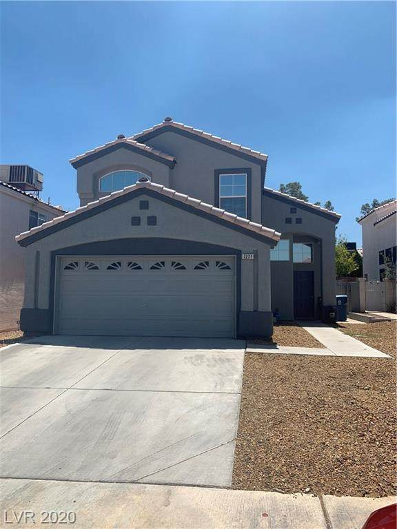 7221 Old Mission Drive, Las Vegas, NV 89128 (MLS #2220146) :: Hebert Group | Realty One Group