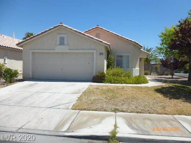 7000 Wonderberry Street, Las Vegas, NV 89131 (MLS #2220227) :: Performance Realty