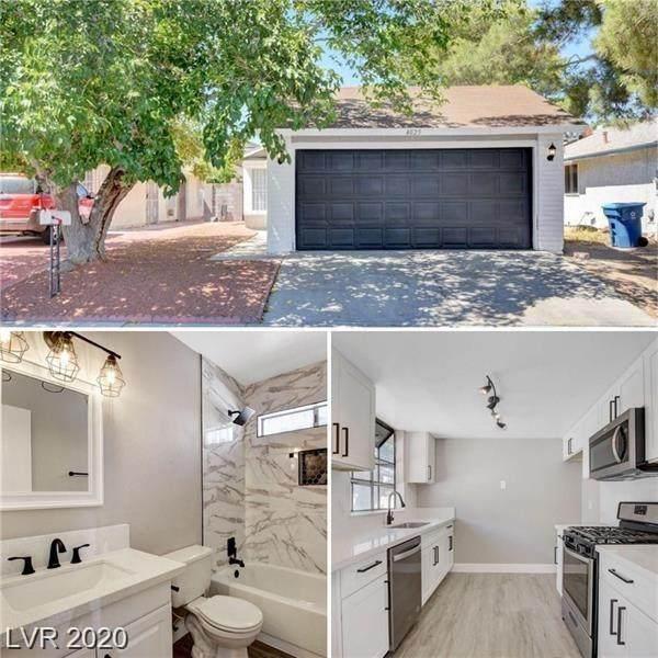 4025 Saguaro Lane, Las Vegas, NV 89110 (MLS #2220321) :: Hebert Group | Realty One Group