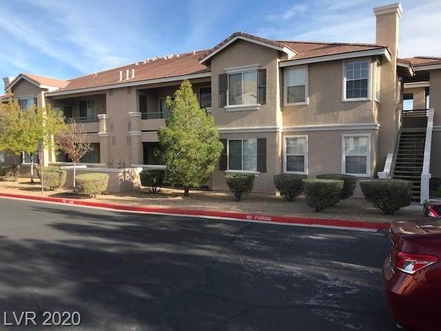 9901 Trailwood Drive #2114, Las Vegas, NV 89134 (MLS #2220434) :: Performance Realty