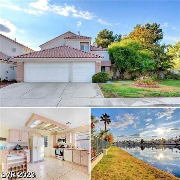 2957 Channel Bay Drive, Las Vegas, NV 89128 (MLS #2220635) :: Billy OKeefe | Berkshire Hathaway HomeServices