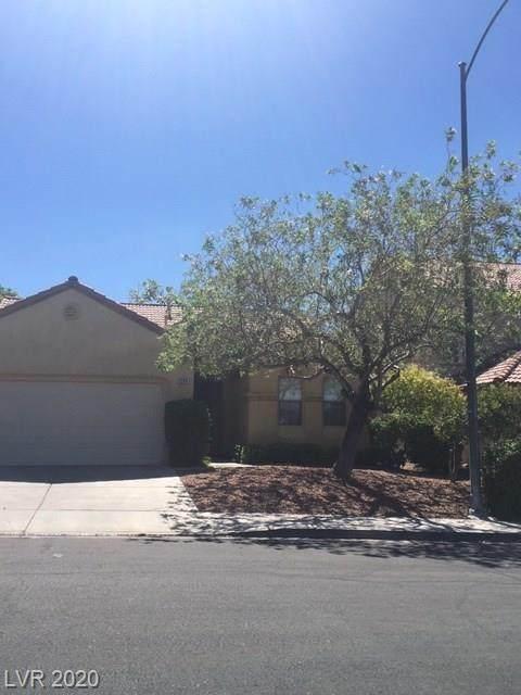 1285 Sonatina Drive, Henderson, NV 89052 (MLS #2220657) :: Billy OKeefe | Berkshire Hathaway HomeServices