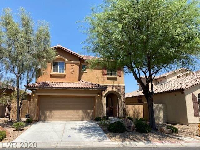 7548 Schuders Avenue, Las Vegas, NV 89178 (MLS #2222554) :: The Lindstrom Group
