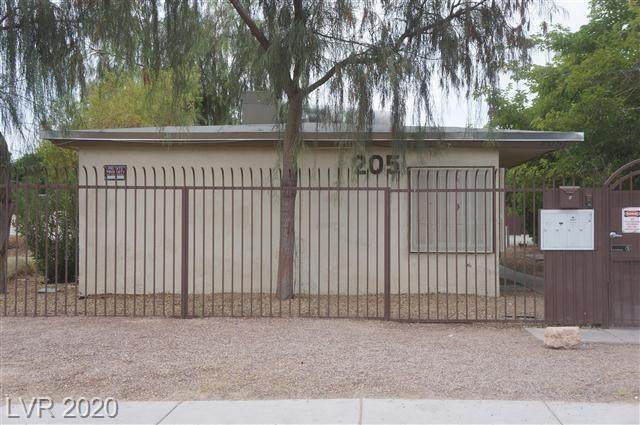 205 Jackson Avenue, Las Vegas, NV 89106 (MLS #2222585) :: The Perna Group