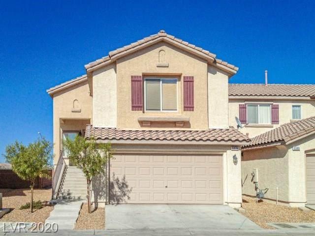 5376 Nickel Ridge Way, Las Vegas, NV 89122 (MLS #2222628) :: Helen Riley Group | Simply Vegas