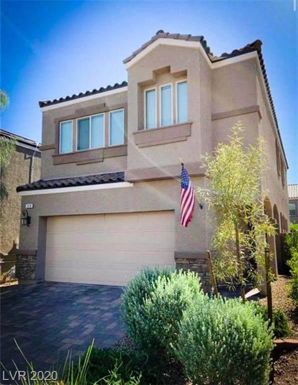 368 Monique Springs Street, Henderson, NV 89014 (MLS #2222636) :: Helen Riley Group | Simply Vegas