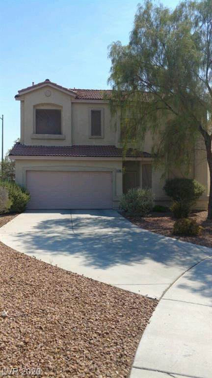 5760 Arrow Tree Street, Las Vegas, NV 89130 (MLS #2224287) :: Performance Realty