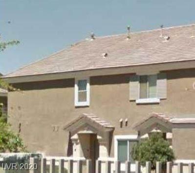 6664 Lavender Lilly Lane #1, North Las Vegas, NV 89084 (MLS #2224854) :: The Lindstrom Group