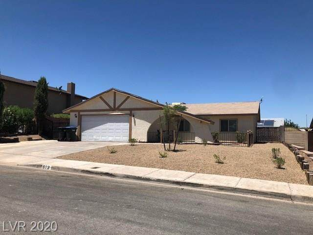 613 Fernbrook, Henderson, NV 89002 (MLS #2225547) :: The Lindstrom Group