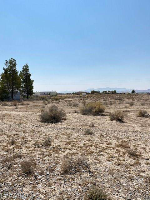 2121 Silver Street, Pahrump, NV 89048 (MLS #2225645) :: The Mark Wiley Group | Keller Williams Realty SW
