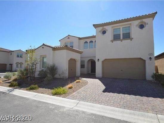 311 Grassy Pines Court, Las Vegas, NV 89148 (MLS #2225854) :: Vestuto Realty Group
