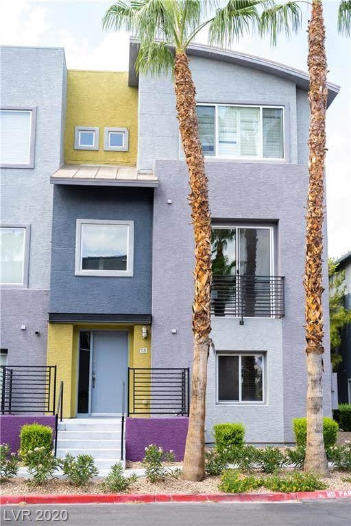 9050 Tropicana Avenue #1127, Las Vegas, NV 89147 (MLS #2226236) :: Billy OKeefe | Berkshire Hathaway HomeServices