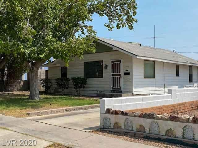 655 D Avenue, Boulder City, NV 89005 (MLS #2226258) :: The Perna Group