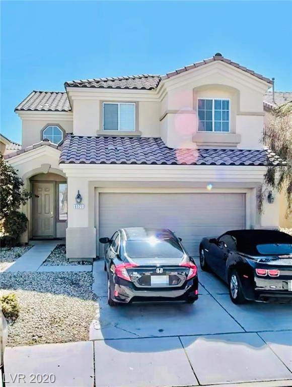 6171 Levi Avenue, Las Vegas, NV 89141 (MLS #2226886) :: Kypreos Team