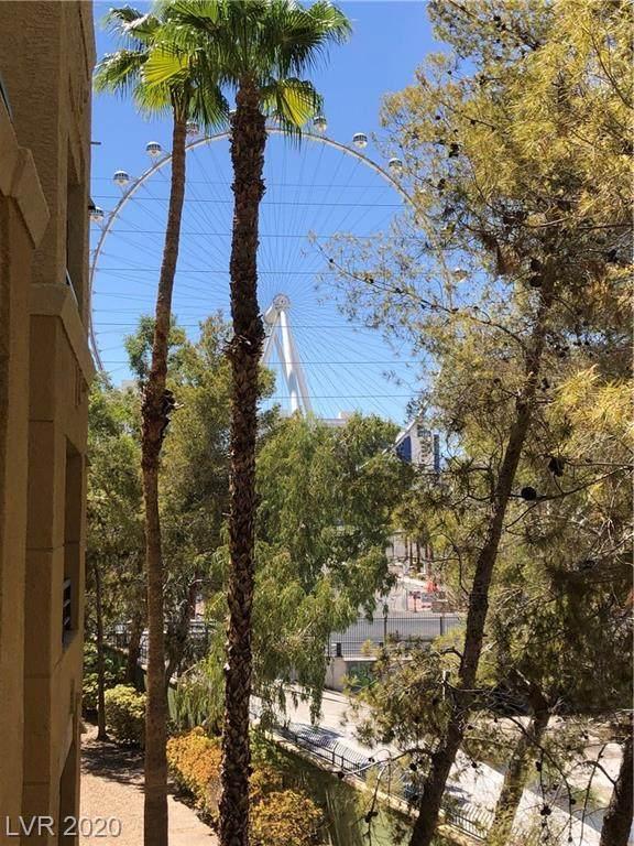 210 Flamingo Road #218, Las Vegas, NV 89169 (MLS #2227062) :: The Lindstrom Group