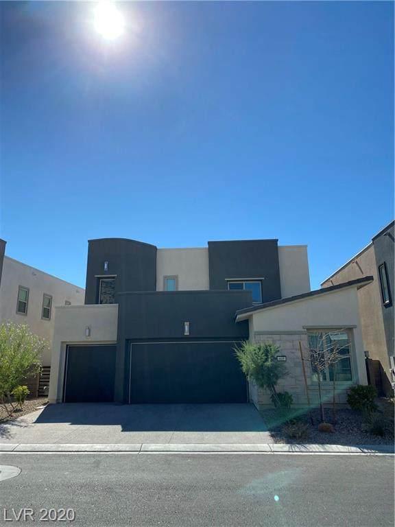 805 Horizon Canyon Drive, Henderson, NV 89052 (MLS #2228758) :: Jeffrey Sabel