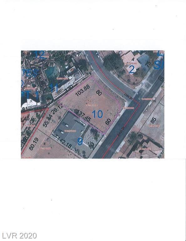 1012 Keys Drive, Boulder City, NV 89005 (MLS #2228817) :: The Lindstrom Group