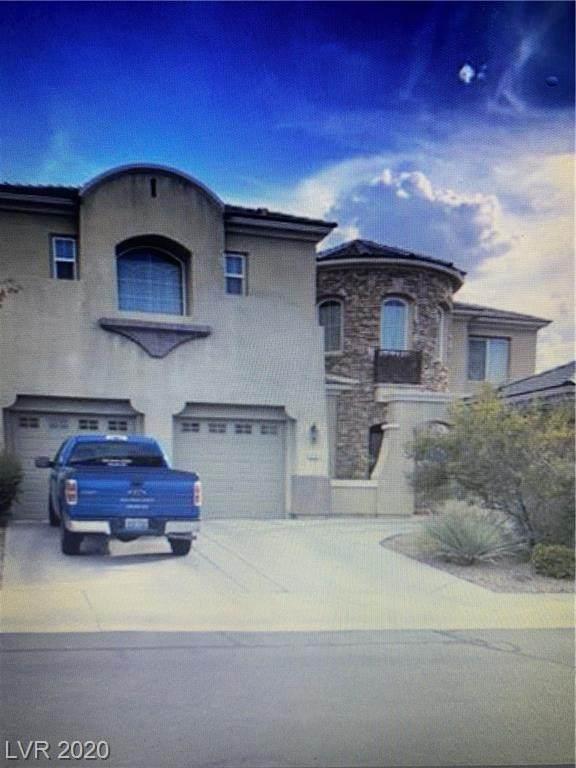 2737 Borthwick Avenue, Henderson, NV 89044 (MLS #2229240) :: Hebert Group | Realty One Group