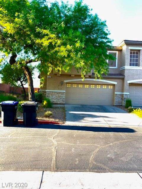 712 Solitude Point Avenue, Henderson, NV 89012 (MLS #2230444) :: Kypreos Team