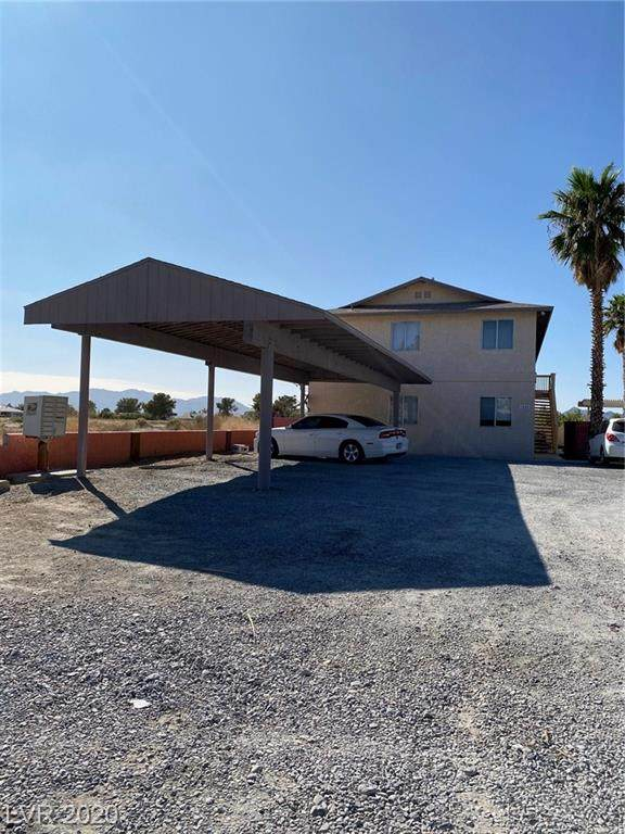 1448 Star Road, Pahrump, NV 89048 (MLS #2230469) :: Performance Realty