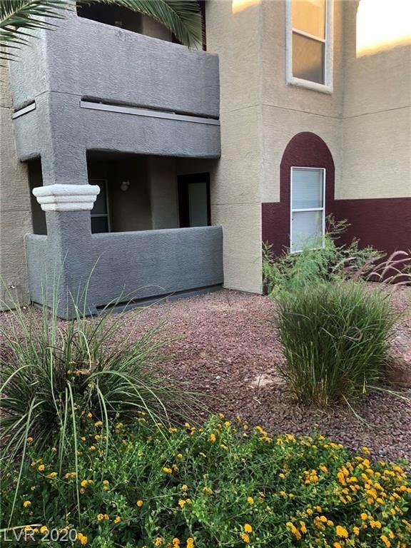 5055 Hacienda Avenue #1101, Las Vegas, NV 89118 (MLS #2230661) :: Jeffrey Sabel