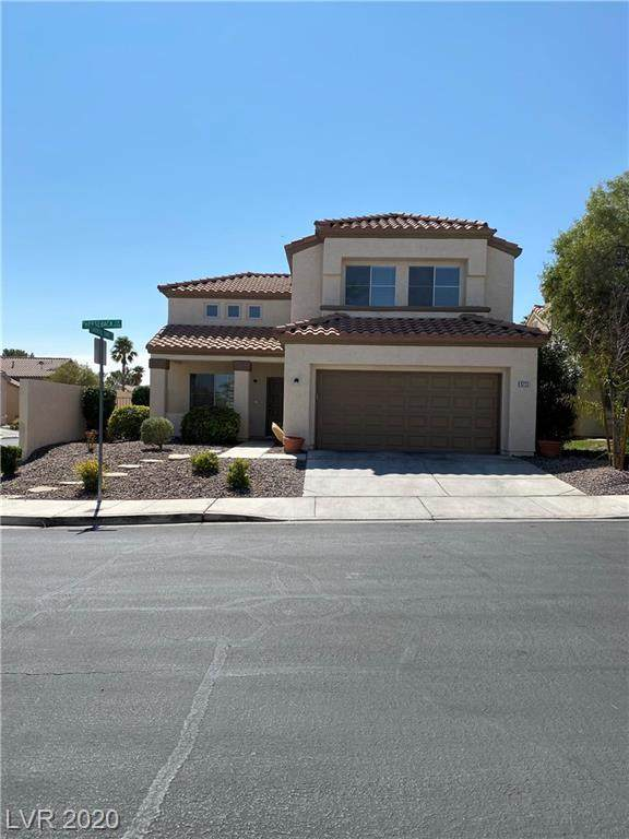 9733 Horse Back Circle, Las Vegas, NV 89117 (MLS #2230994) :: The Lindstrom Group