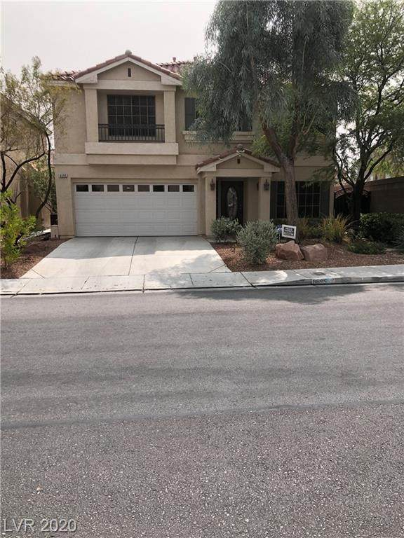 6695 Camero Avenue, Las Vegas, NV 89139 (MLS #2230996) :: Hebert Group | Realty One Group