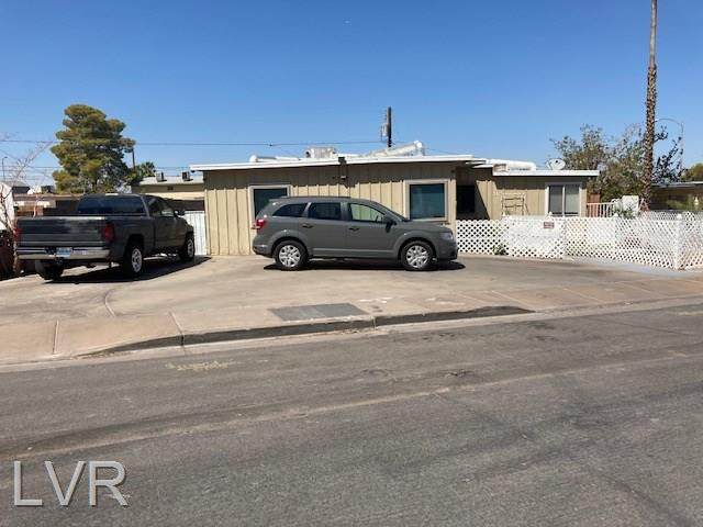 210 Lead Street, Henderson, NV 89015 (MLS #2231088) :: Performance Realty