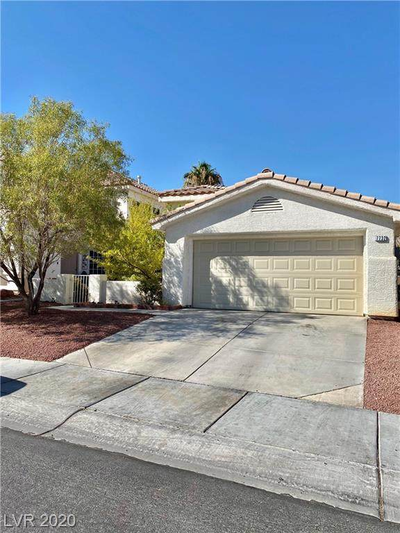 7732 Curiosity Avenue, Las Vegas, NV 89131 (MLS #2231219) :: Performance Realty