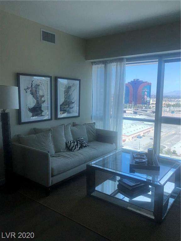 4471 Dean Martin Drive #2202, Las Vegas, NV 89103 (MLS #2231661) :: The Lindstrom Group