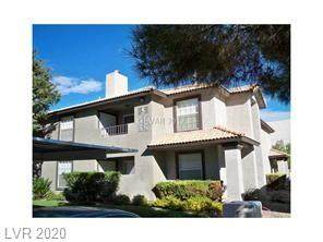 2606 Durango Drive #270, Las Vegas, NV 89117 (MLS #2231786) :: Jeffrey Sabel