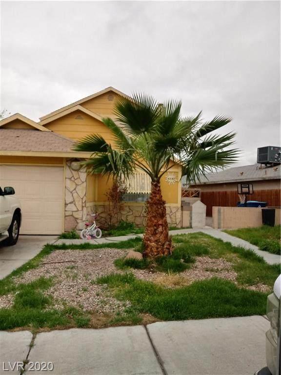 4232 Sunrise Avenue, Las Vegas, NV 89110 (MLS #2231841) :: Hebert Group | Realty One Group