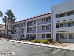 1381 University Avenue #311, Las Vegas, NV 89119 (MLS #2232130) :: The Lindstrom Group