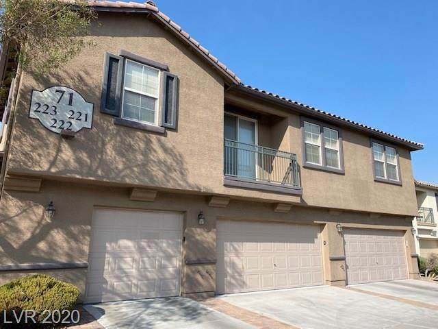 6255 W Arby Avenue #222, Las Vegas, NV 89118 (MLS #2232273) :: Billy OKeefe | Berkshire Hathaway HomeServices