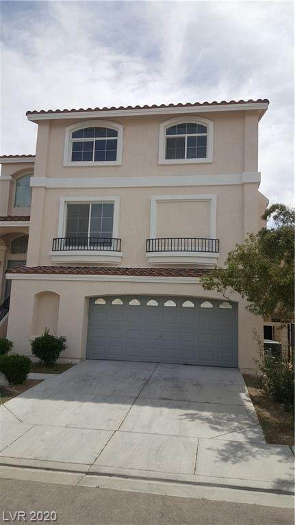 1149 Sax Fifth Avenue, Henderson, NV 89052 (MLS #2232280) :: The Mark Wiley Group | Keller Williams Realty SW