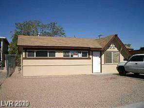 2237 Mccarran Street, North Las Vegas, NV 89030 (MLS #2232610) :: Jeffrey Sabel